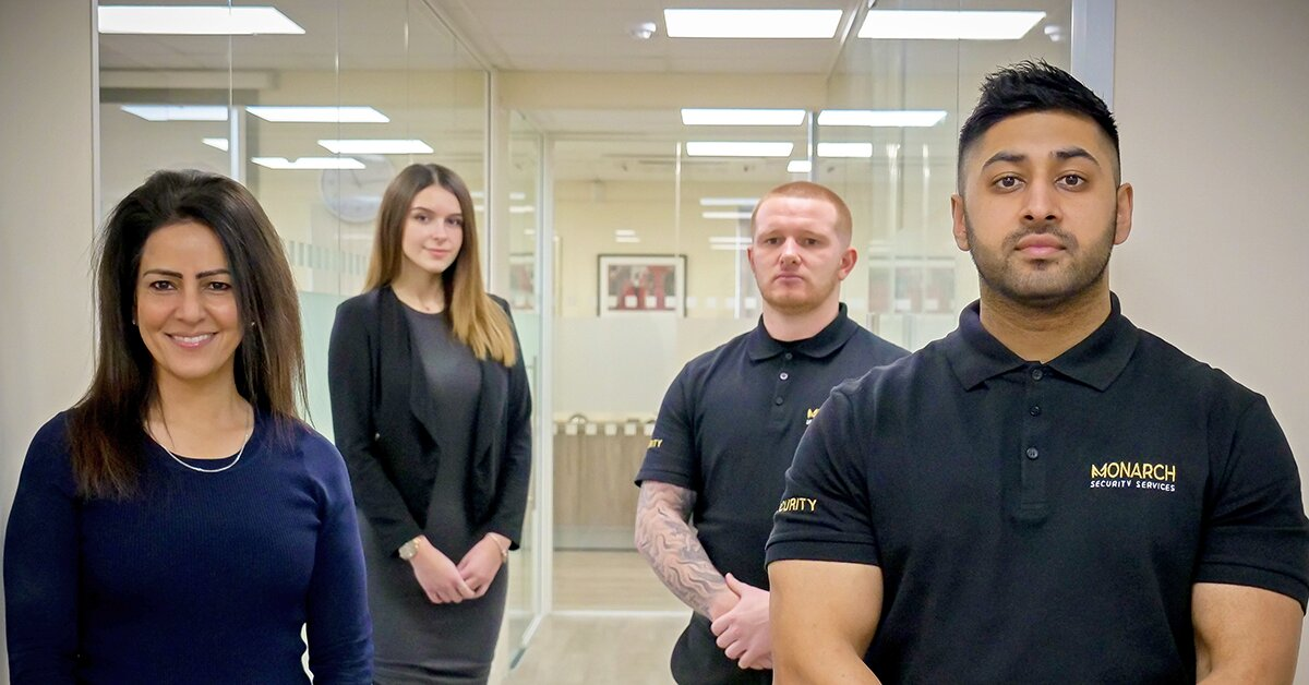 Monarch Security Paves Future Growth With Serviced Office Move