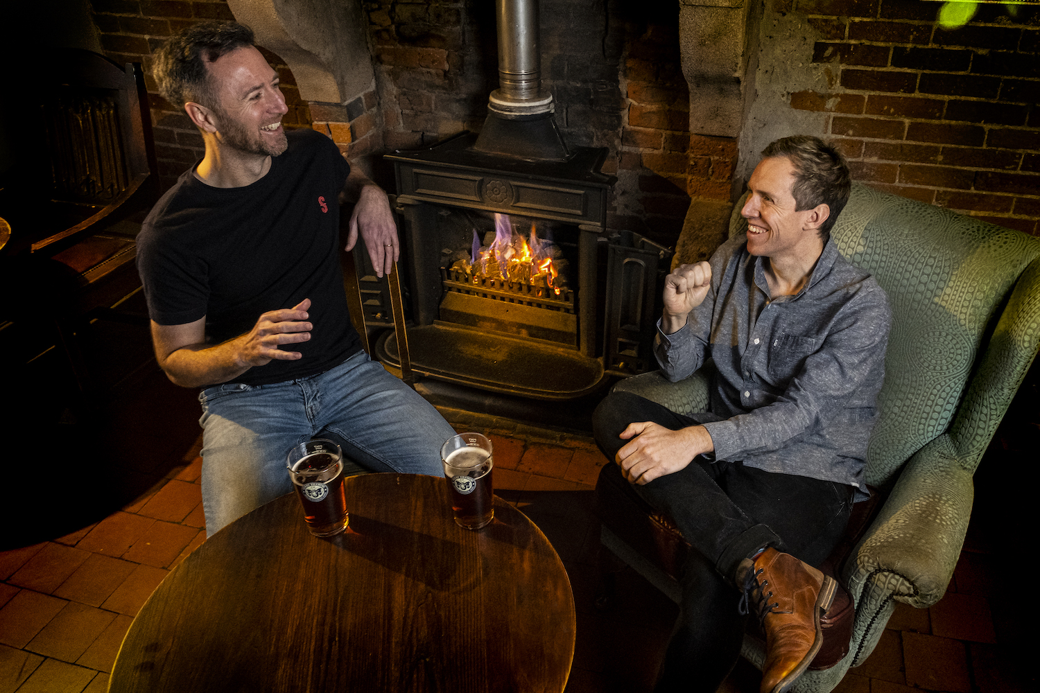 DERBY BUSINESSES LAUNCH CRAFT BREWERY INSPIRED FASHION COLLABORATION