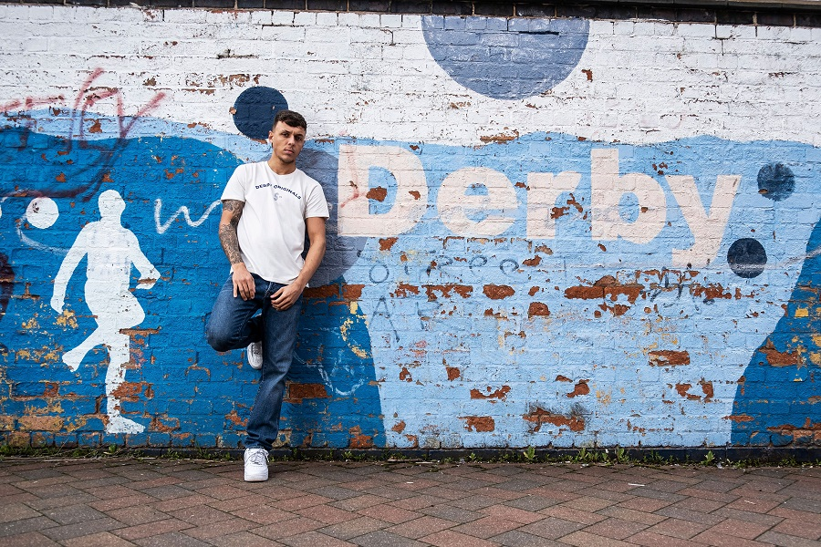 Derby clothing brand Mr Shaw retraces its steps to the Baseball Ground as it pays tribute to the 1970s football glory days