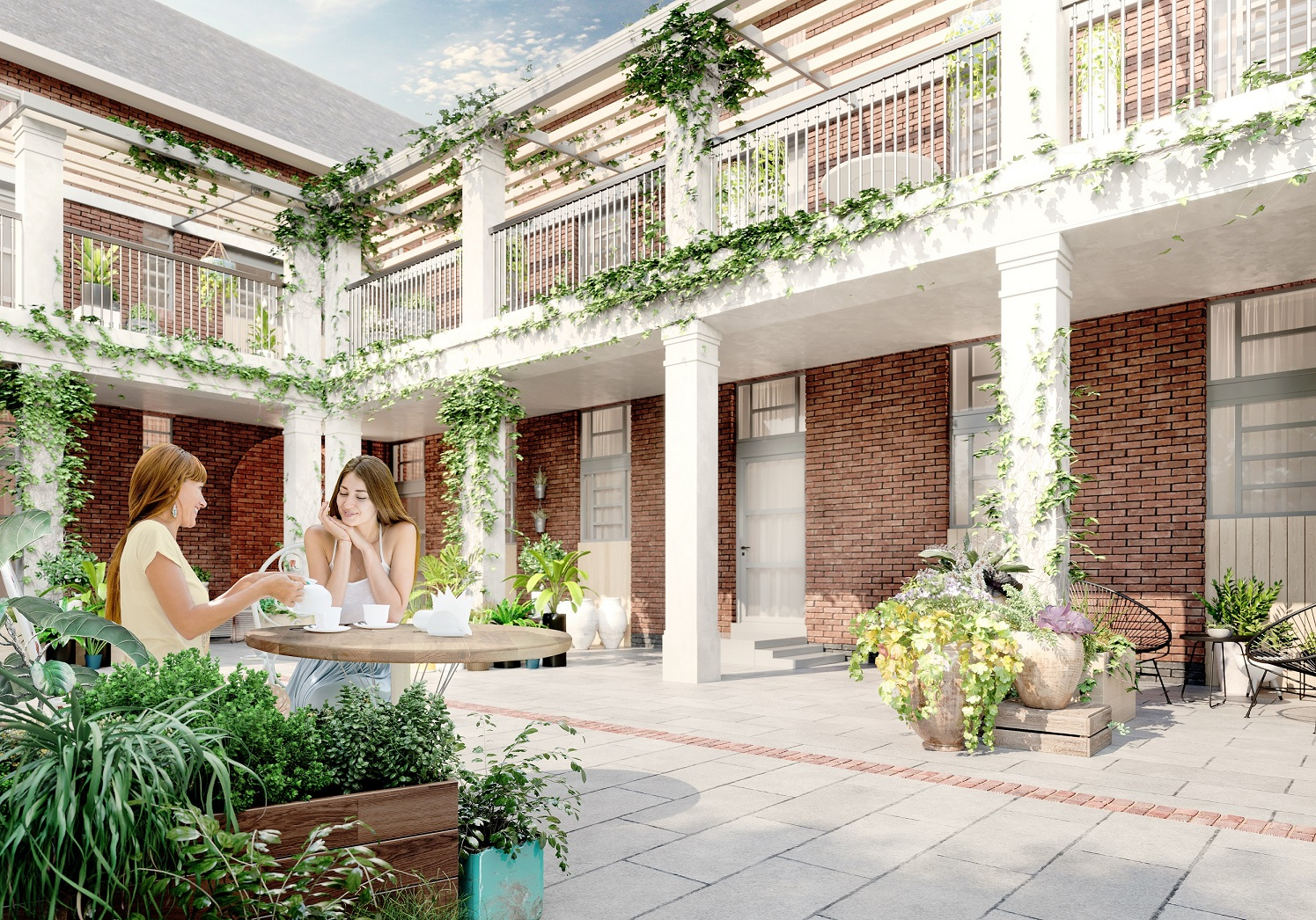 Meadows Green Launches The Nottingham Home Project