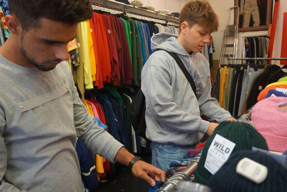 Nottingham Business School launches 'Spring Collection' to tackle the issue of fast fashion