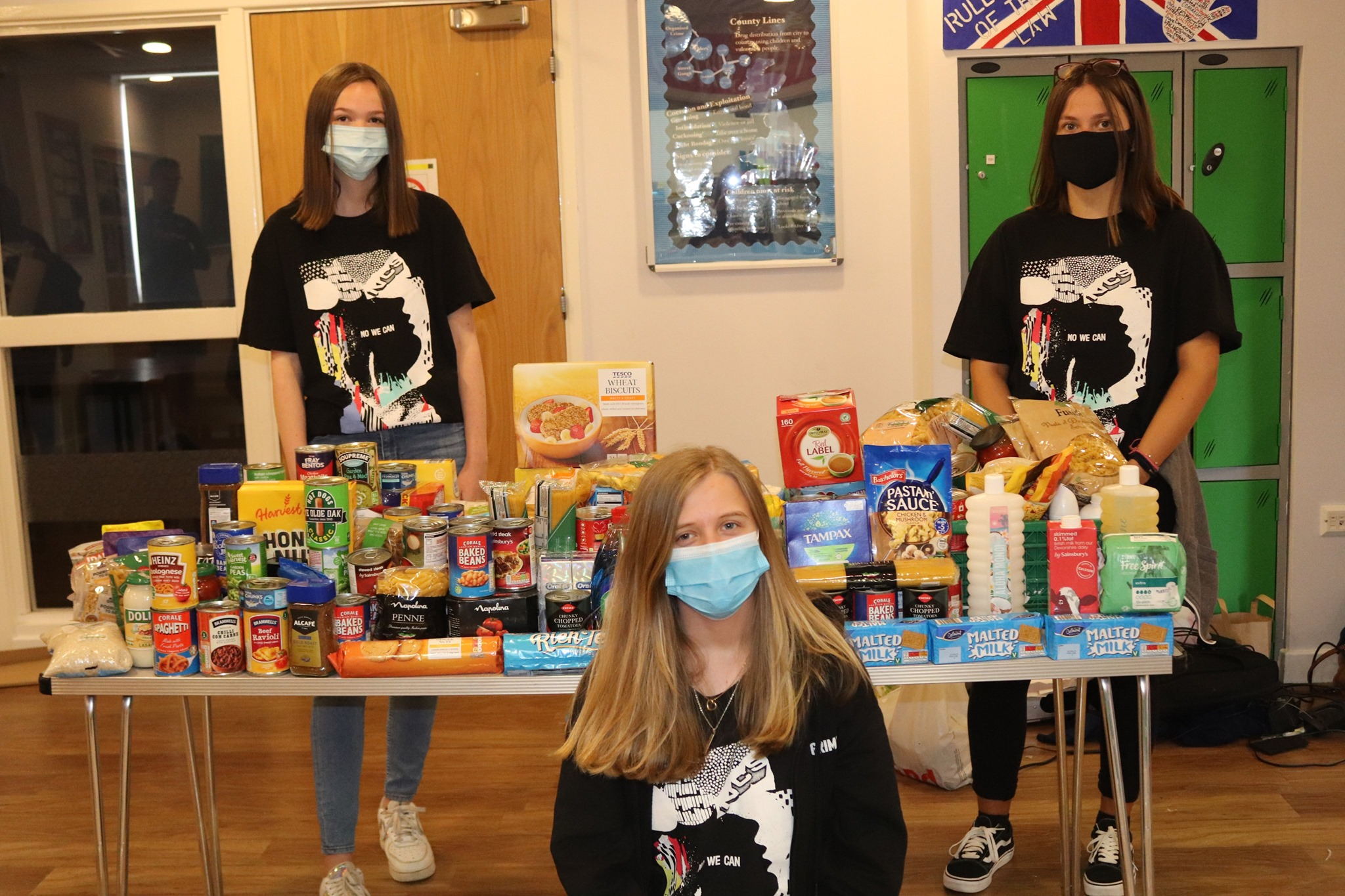 Safe and Sound Supports NCS Programme