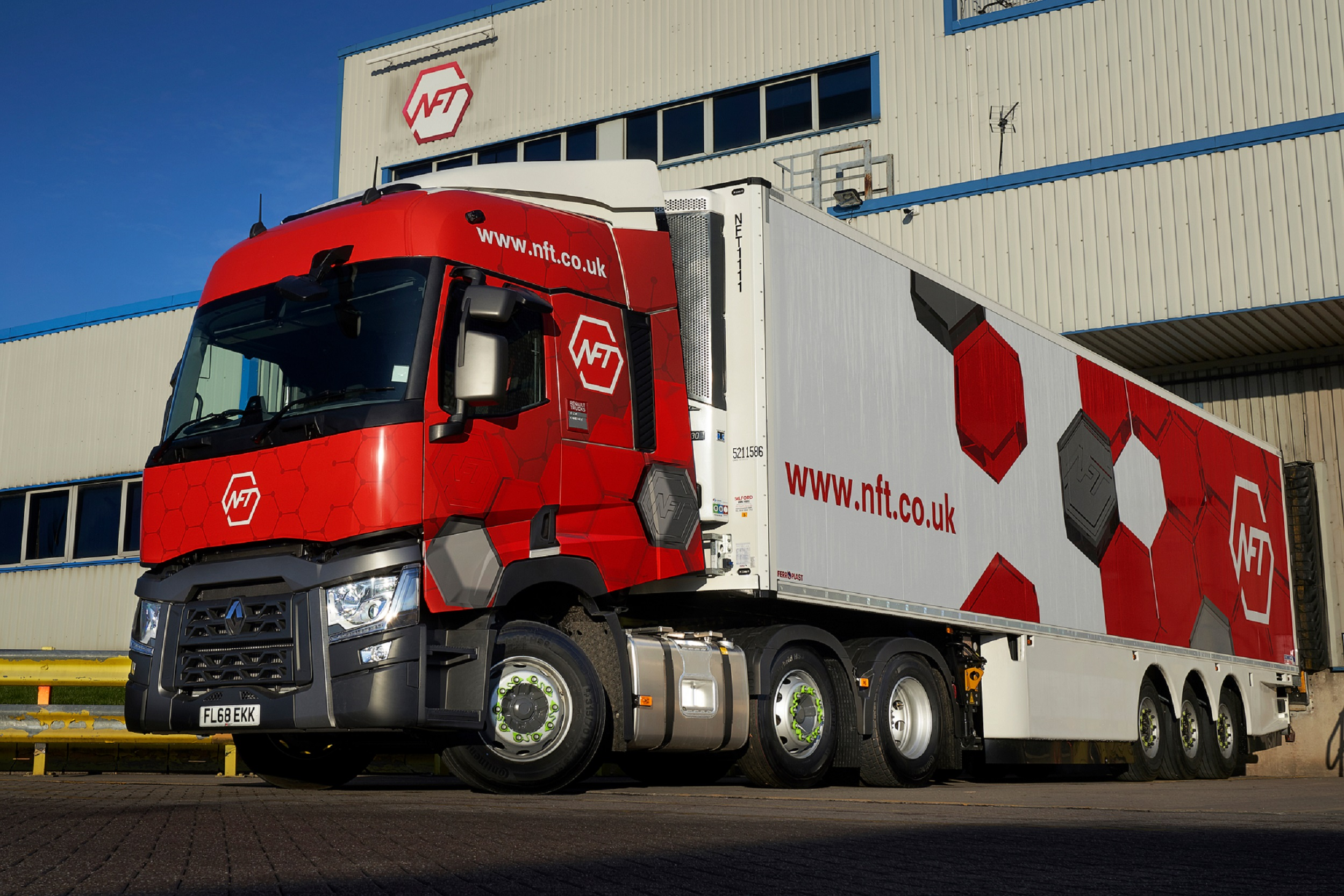 82 truck investment for NFT