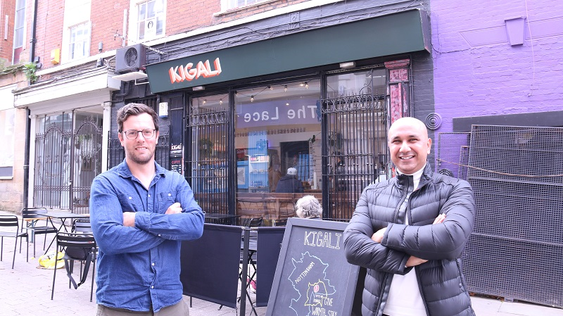 NG brews up a deal to help popular coffee shop commit to Nottingham city centre