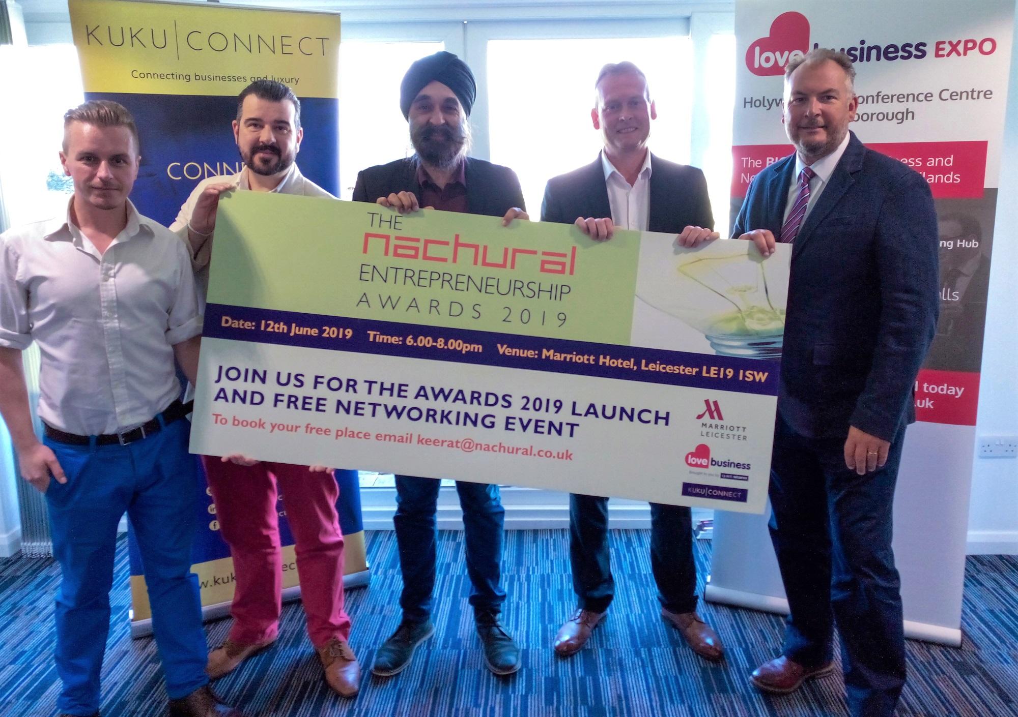 Love Business and KuKu Connect back Nachural Entrepreneurship Awards