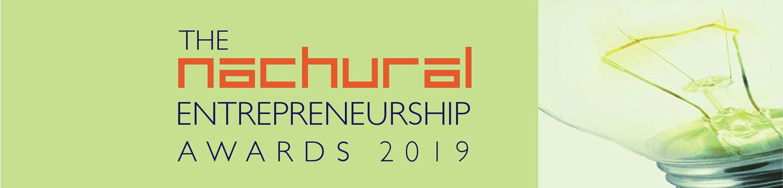 Nachural Entrepreneurship Awards - 12th June 2019