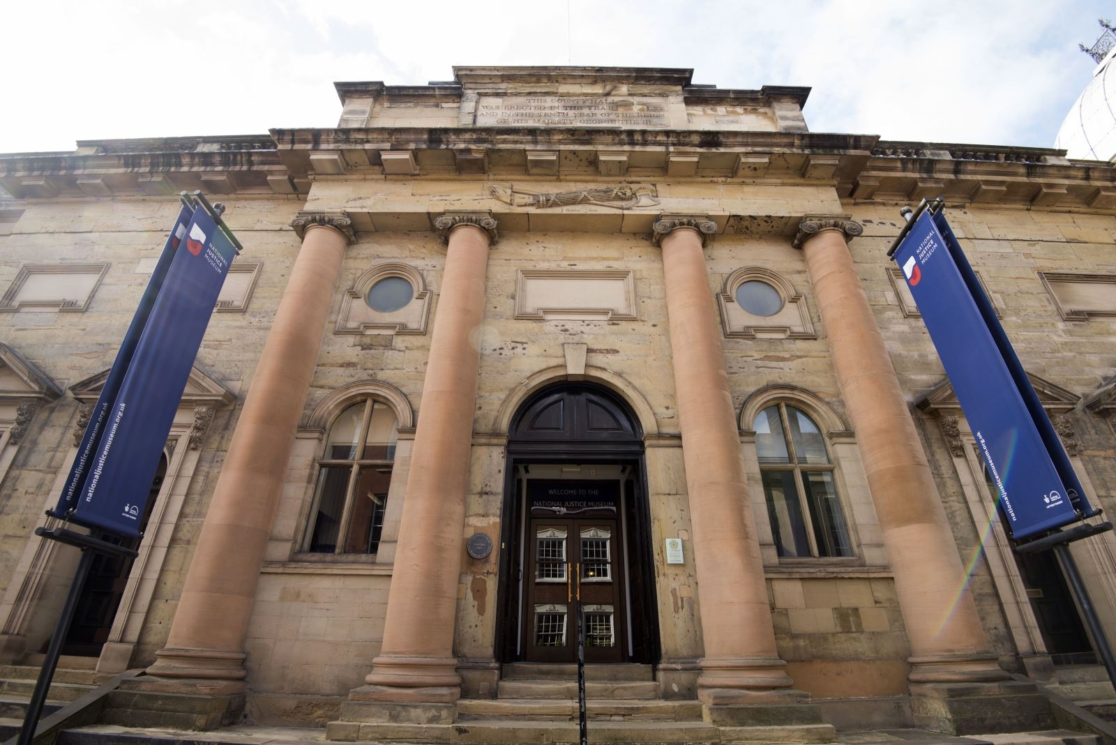 IT specialists help to boost visitor experience at the National Justice Museum