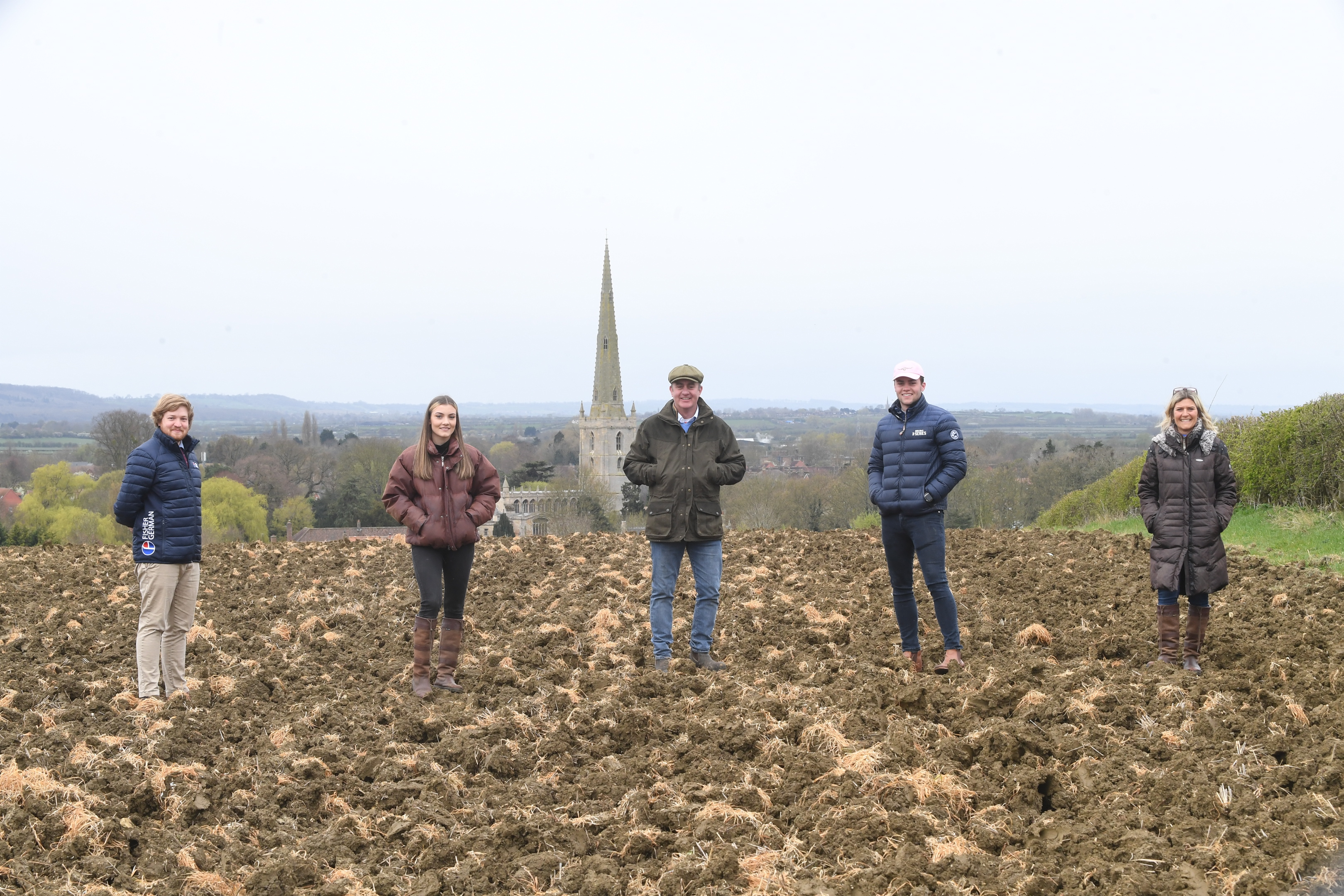 Family-run Leicestershire farm receives planning permission for natural burial ground
