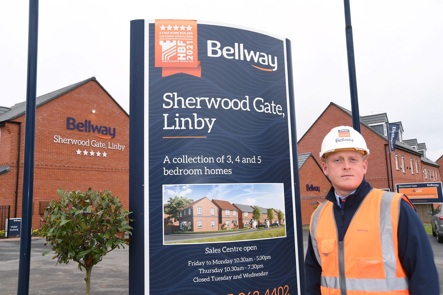 Derbyshire site manager wins leading industry award