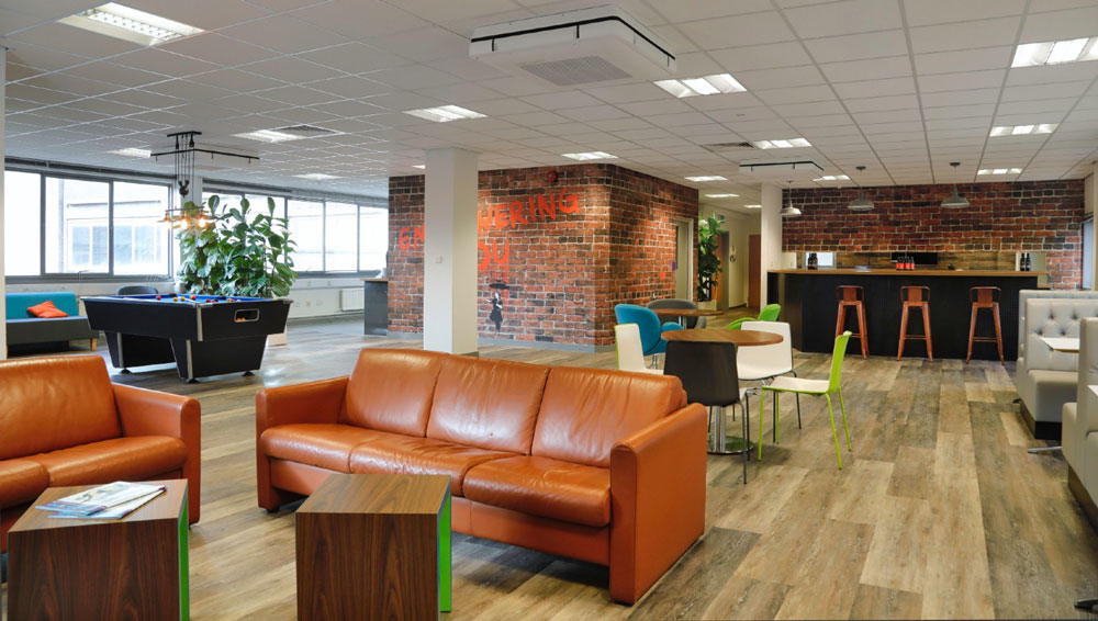 Take a look inside Leicester law firm's revamped offices