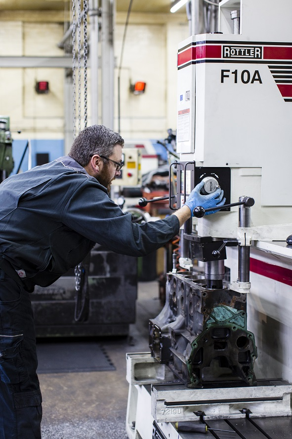 Collaborate grant helps Welham Motors stay competitive