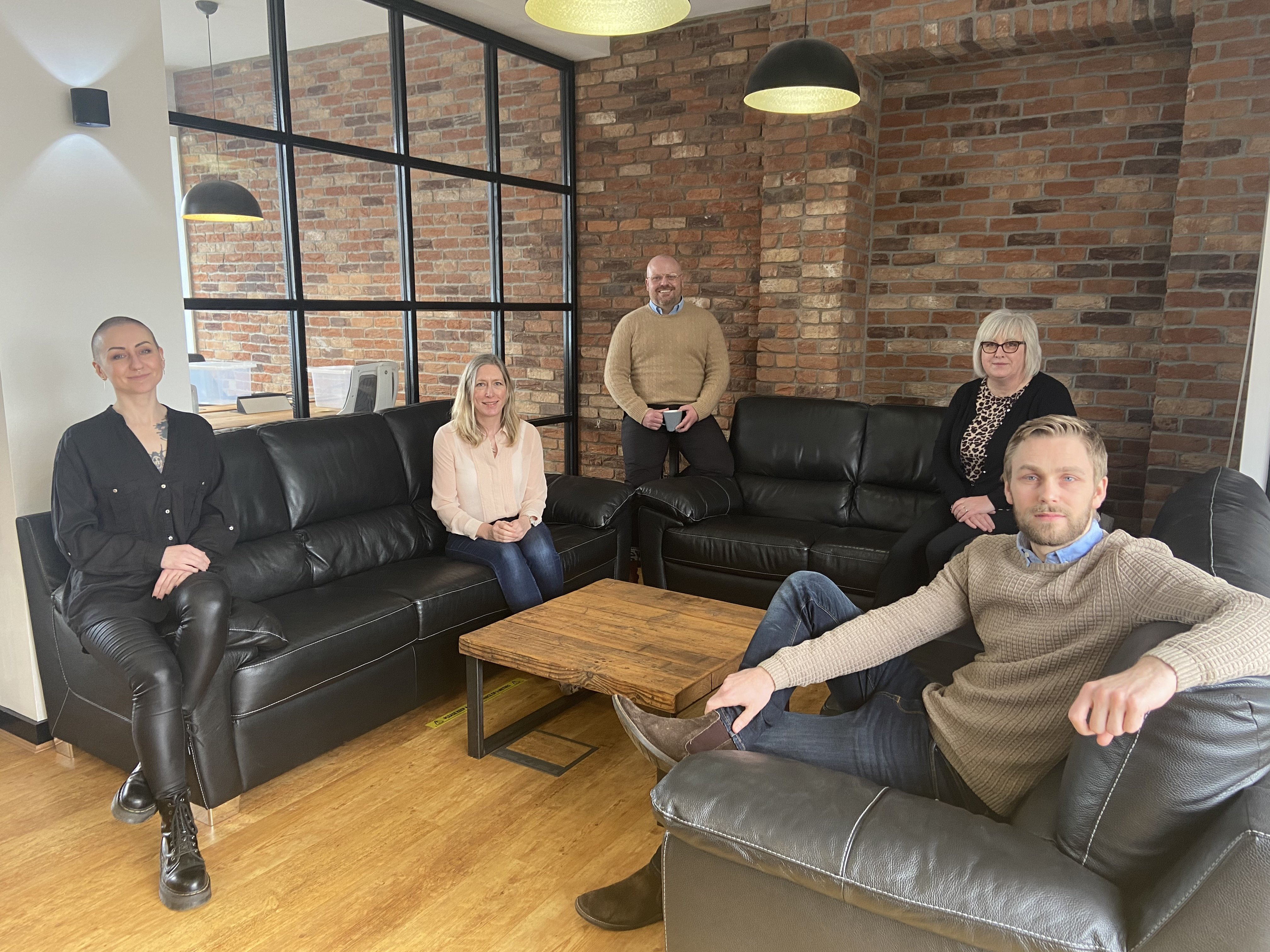 Leicester's Anicca Digital cements agency growth with new recruits