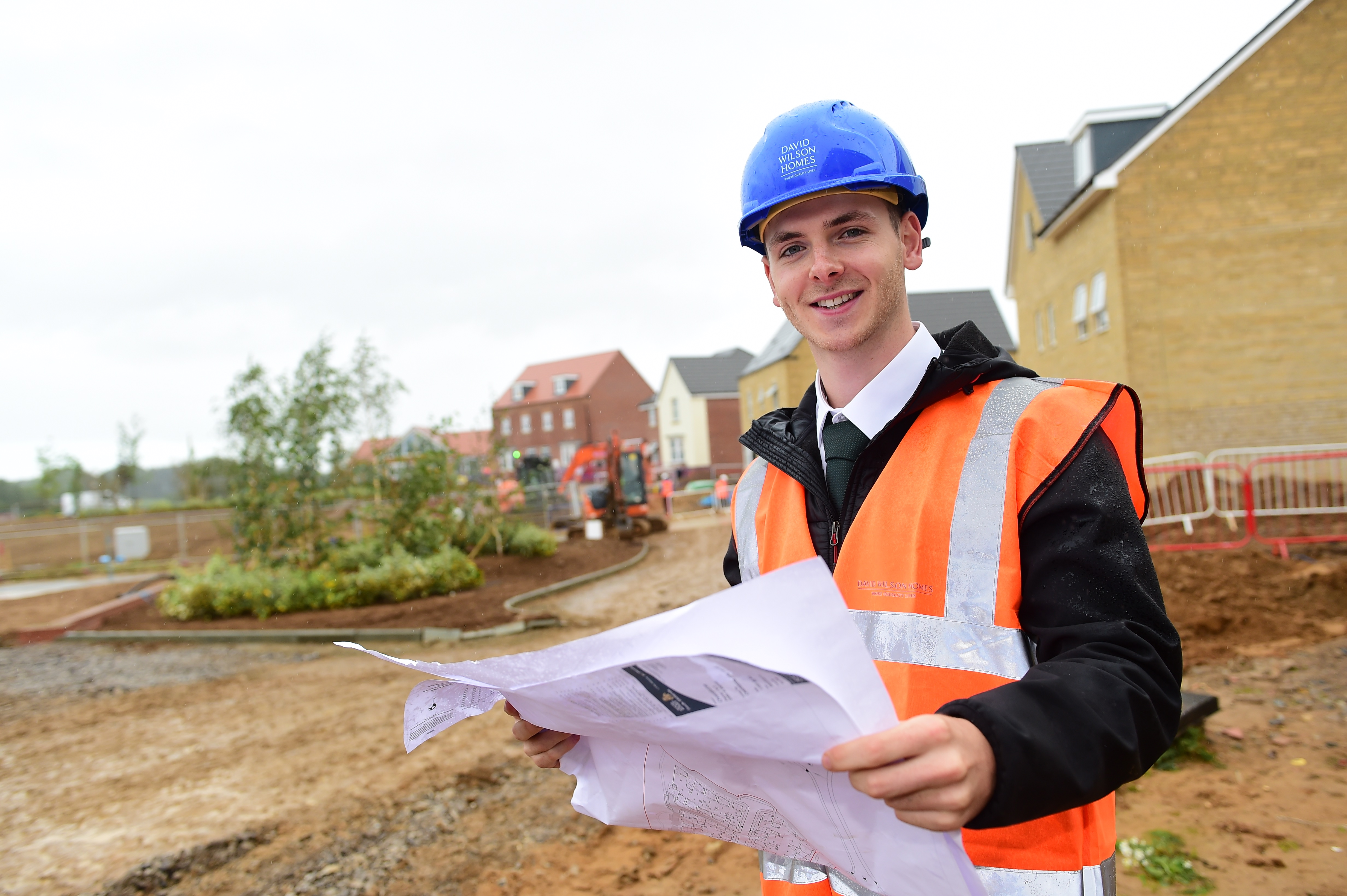 Leading developer welcomes new commercial graduate through its ASPIRE Programme
