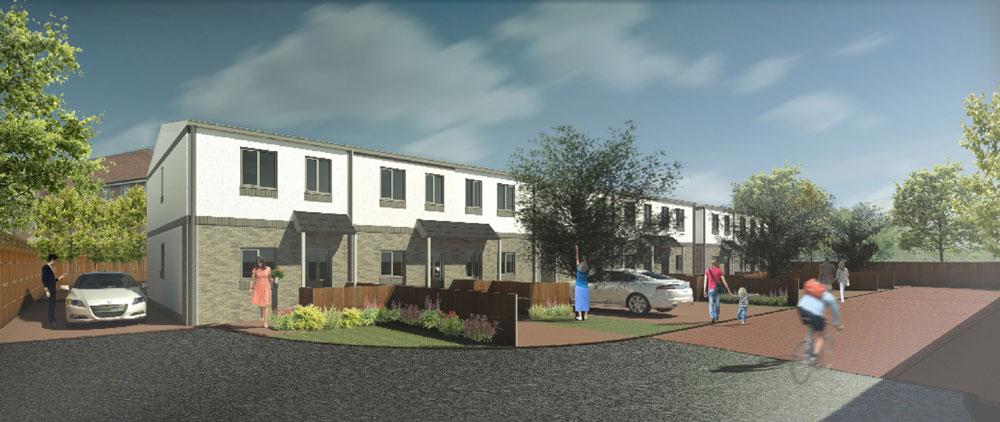 Revolutionary new housing development landing in Newark in January 2020