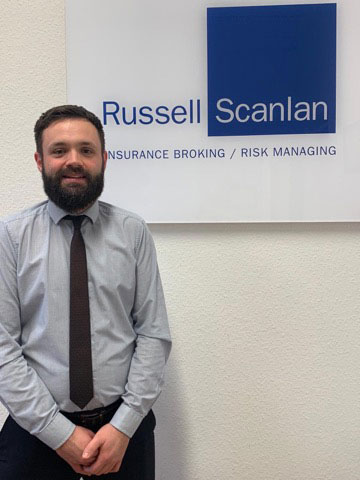 New Appointment to Russell Scanlan in Nottingham