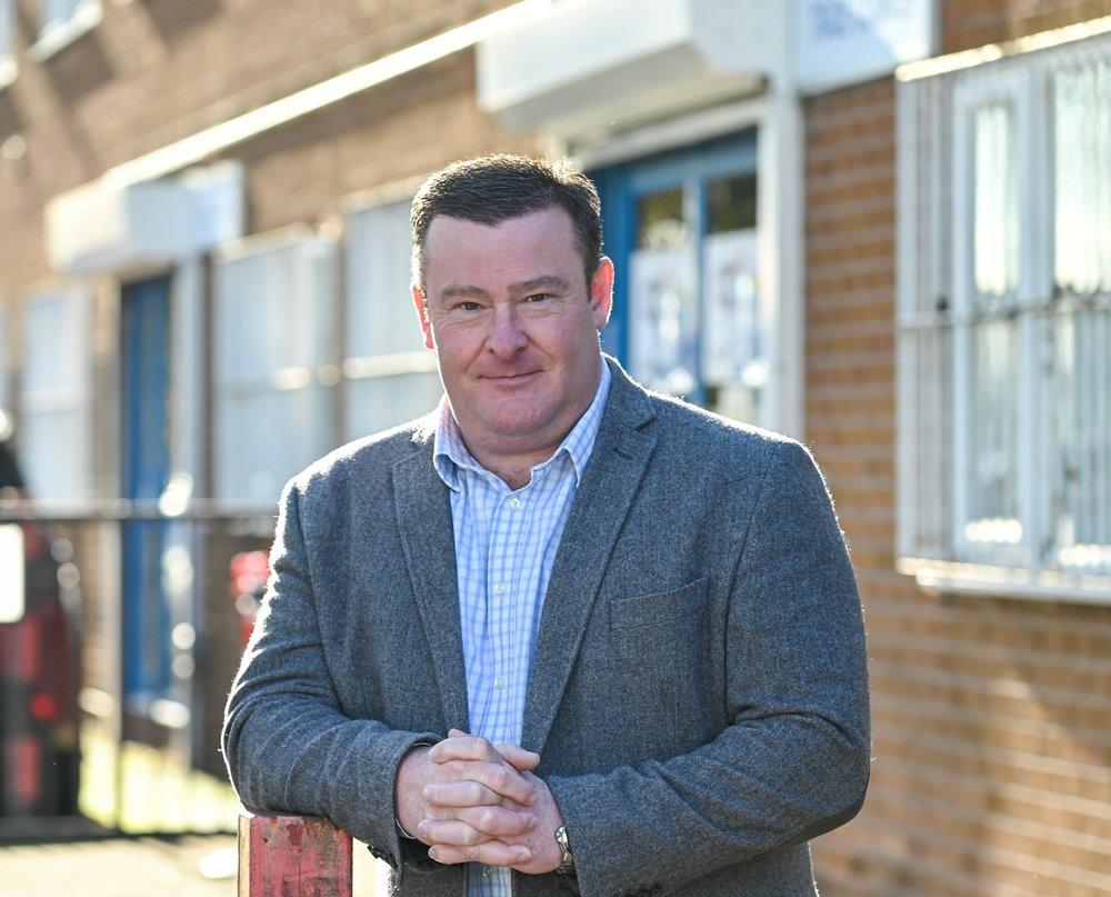 Frame Fast UK Promotes Nigel Leivers to Managing Director