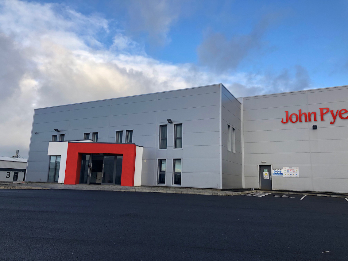 JOHN PYE AUCTIONS EXPANDS ACROSS THE IRISH SEA AS PART OF GROWTH PLANS