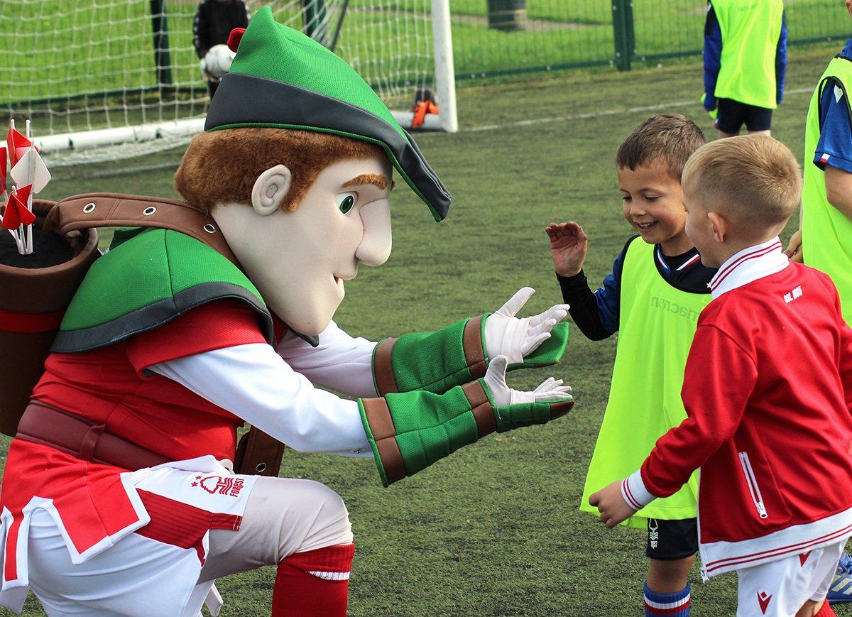 Nottingham Forest Official Soccer Schools return for Summer 2021