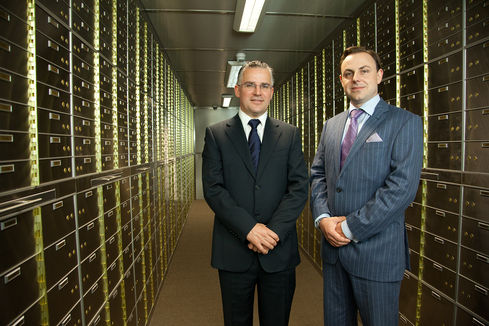 Midlands first high security safe deposit box facility opens in nottingham