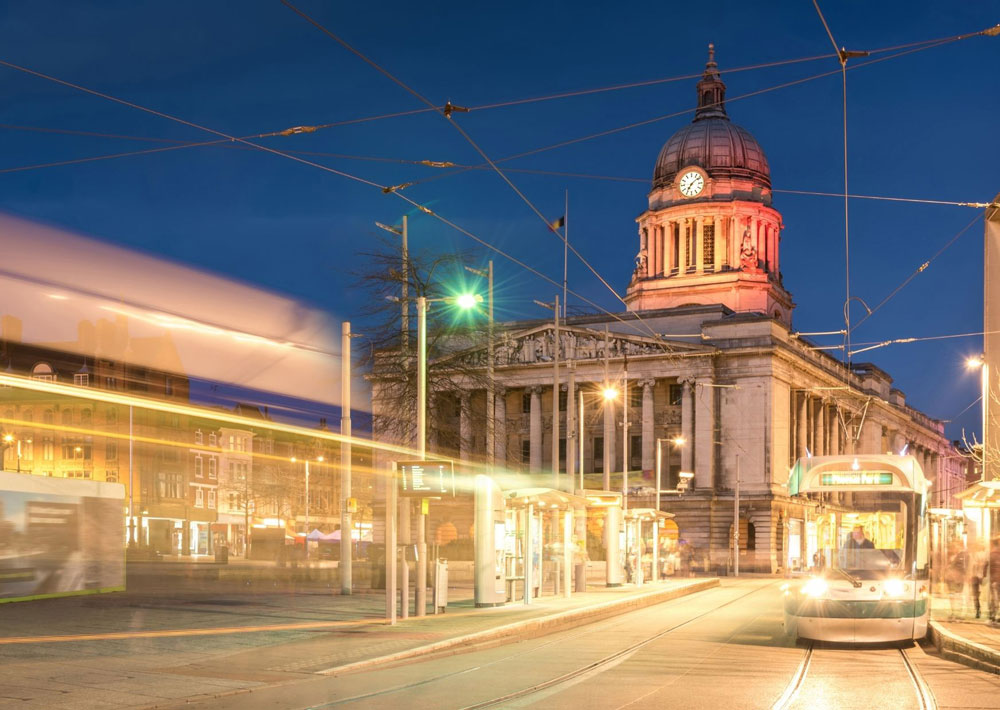 Full fibre 'Faster Britain' expansion delivers gigabit capable connectivity to Nottingham businesses