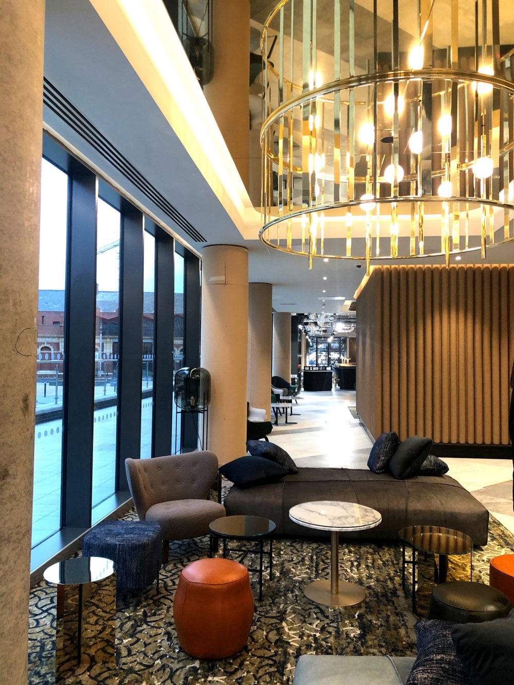 First look reveal at Leicester's newest hotels and restaurant