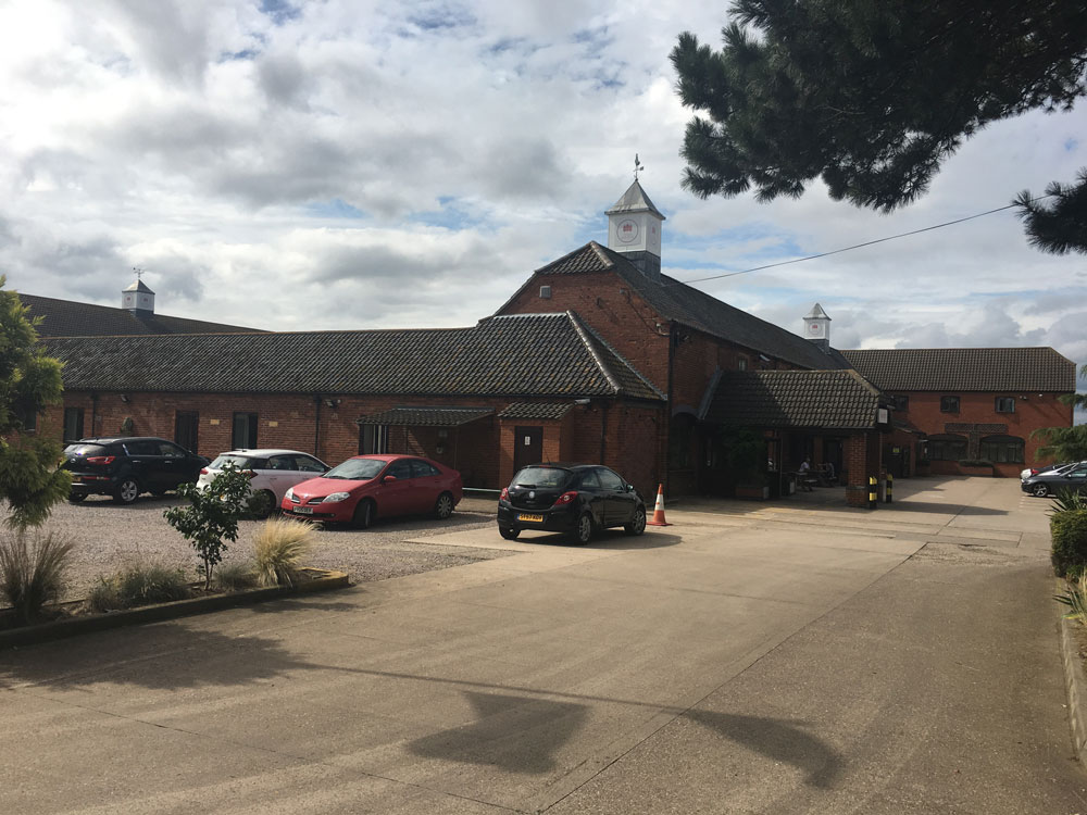 The Olde Barn Hotel in Grantham sold out of administration to new owners