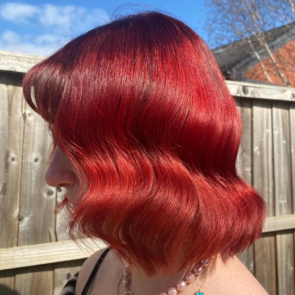 Double whammy for KH Hair as two stylists progress to regional finals of top hairdressing competition