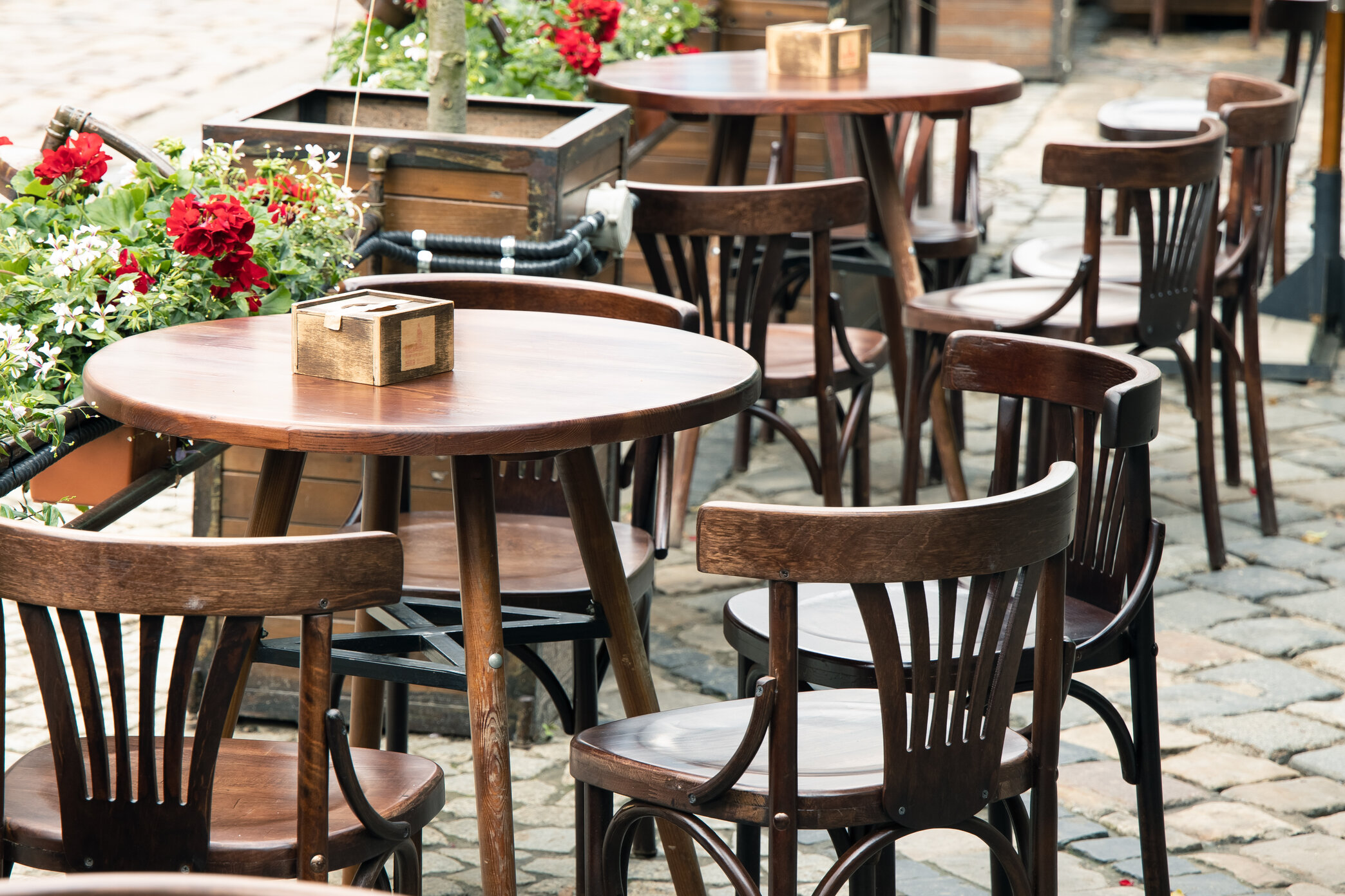 Leicester-based food safety expert gives advice on outdoor dining ahead of April reopening