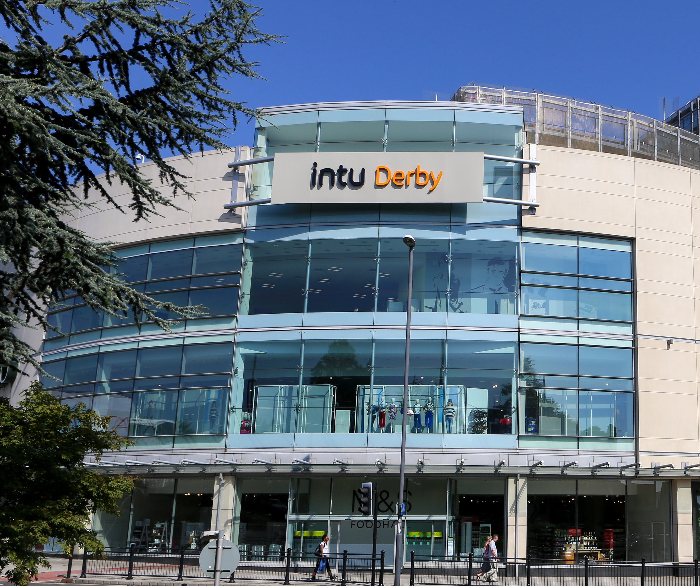 intu Derby launches 'quiet hour' to soothe shoppers