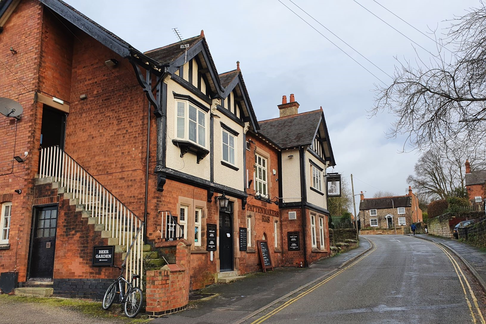 PLANNING CONSENT GRANTED TO TURN FORMER COMMUNITY PUB IN DUFFIELD INTO A NEW PUB/RESTAURANT