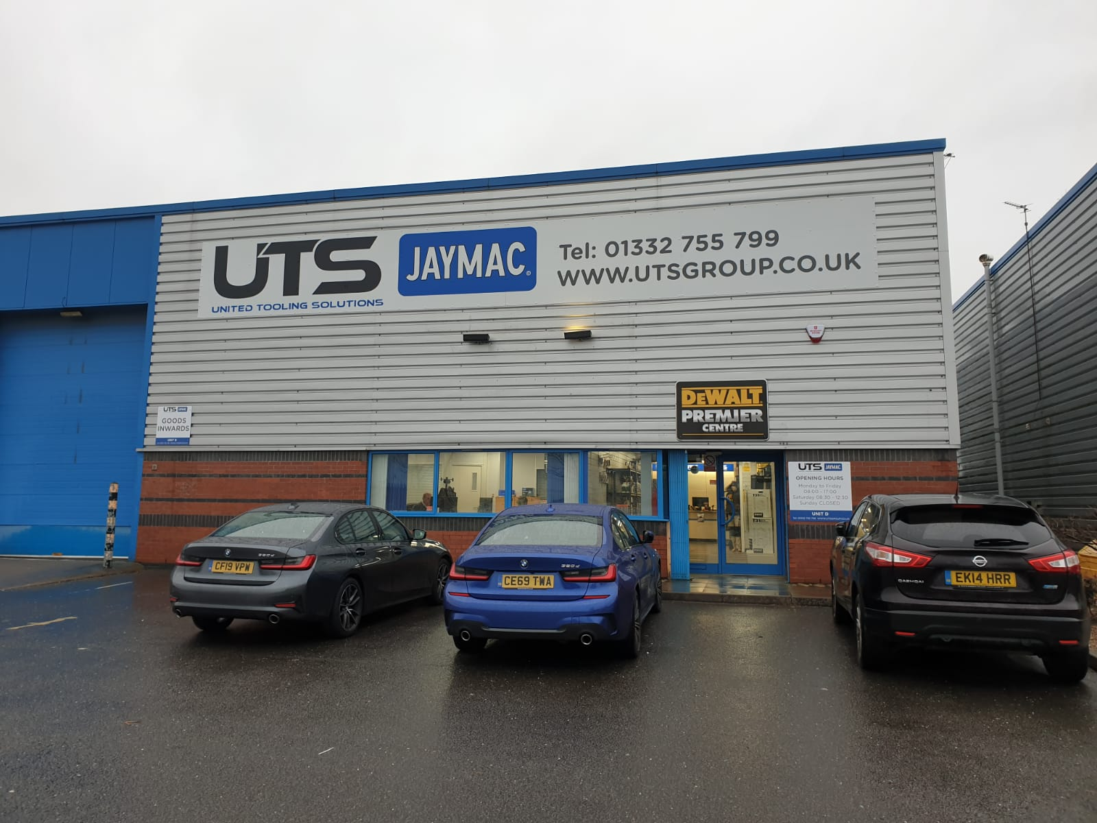 Precision engineering, industrial and trade supplier moves on to Pride Park