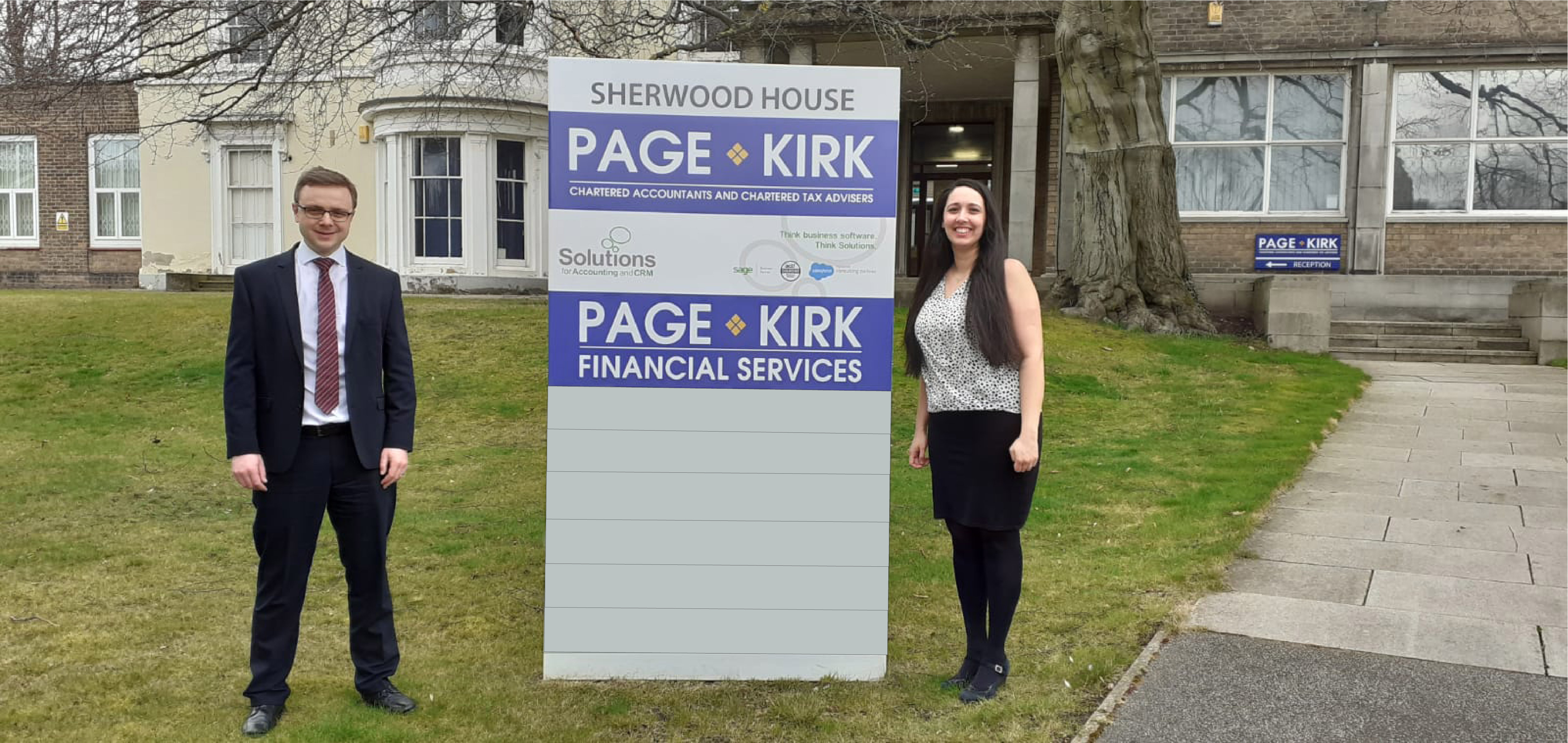 TWO PROMOTIONS AT GROWING NOTTINGHAM ACCOUNTANCY FIRM