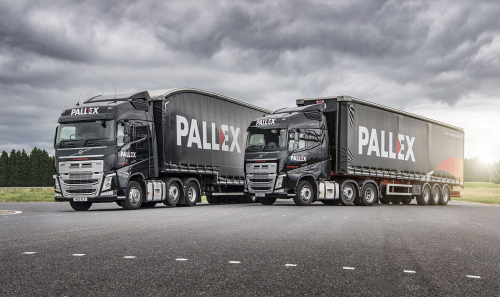 Pall-Ex increases hub capacity as freight volume soars
