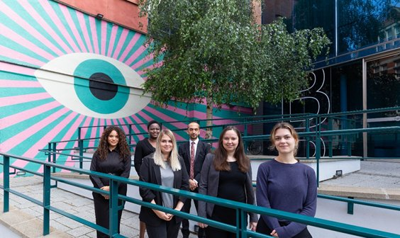 Six of the best as Paragon Law goes for growth