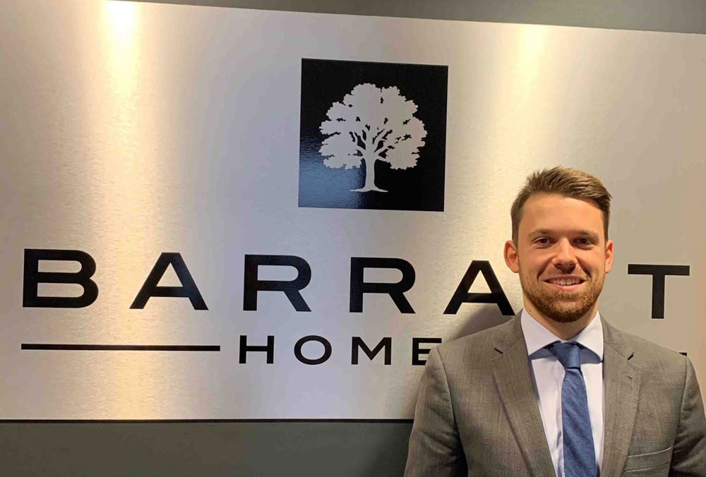 Barratt graduate furthers career with a new role as part exchange manager