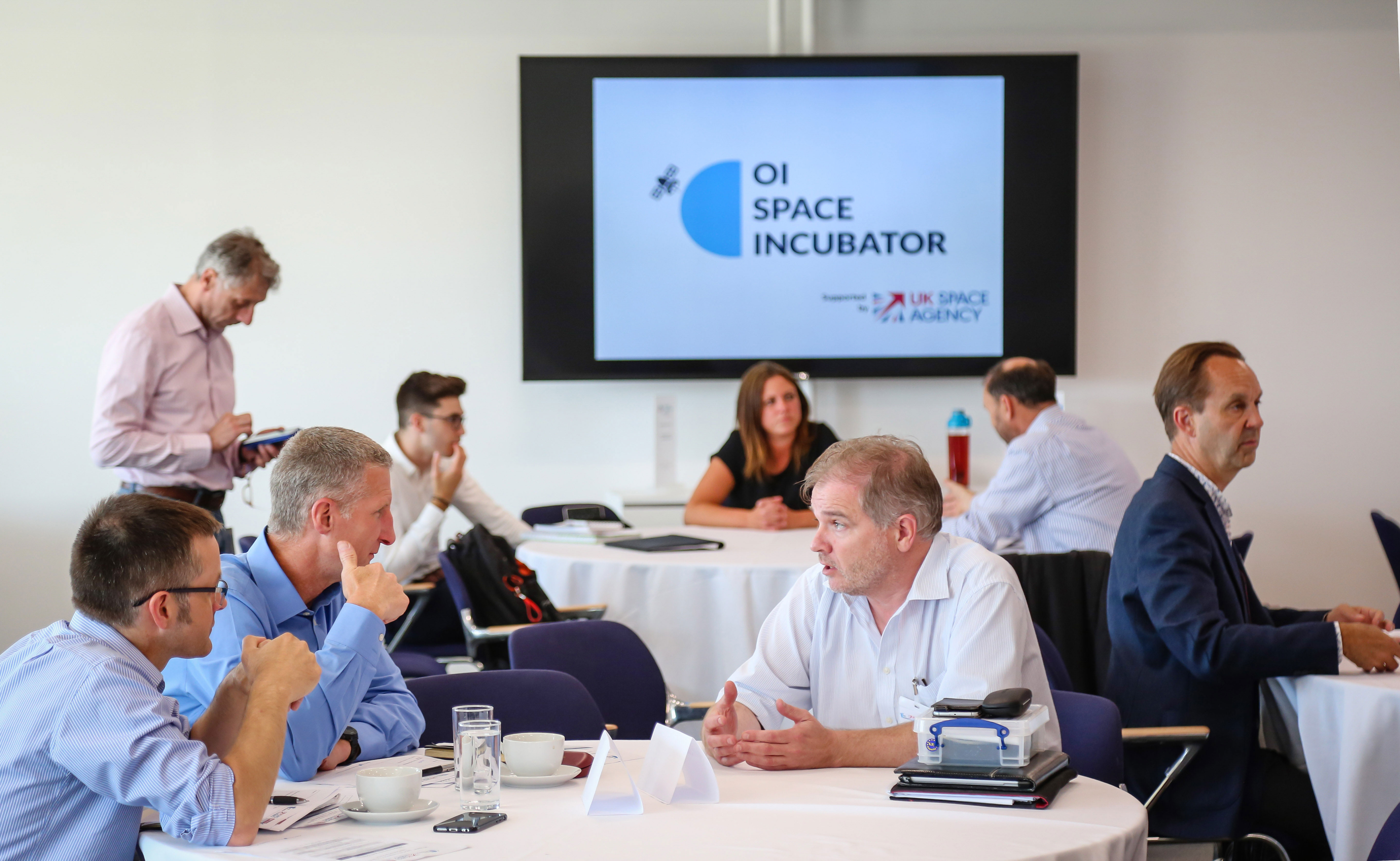 Dynamic ideas sought for second UK Space Agency programme
