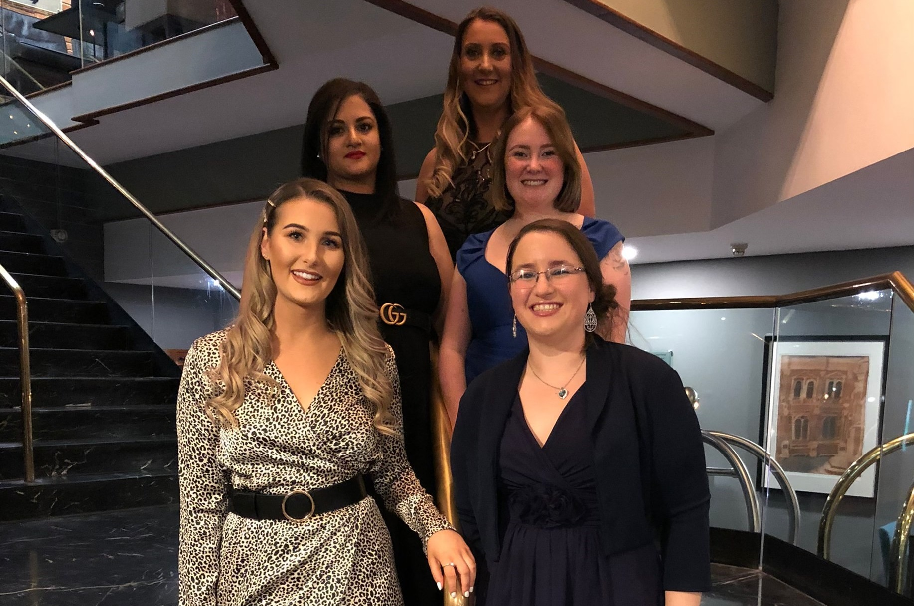 Pattonair's community work recognised at East Midlands Business Masters awards