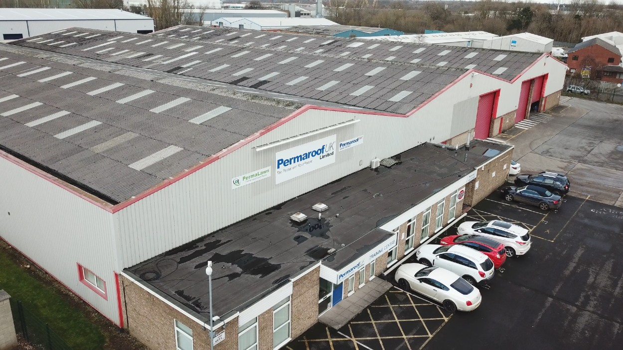 PERMAROOF LAUNCHES FIRESTONE-APPROVED FLAT ROOFING CPD