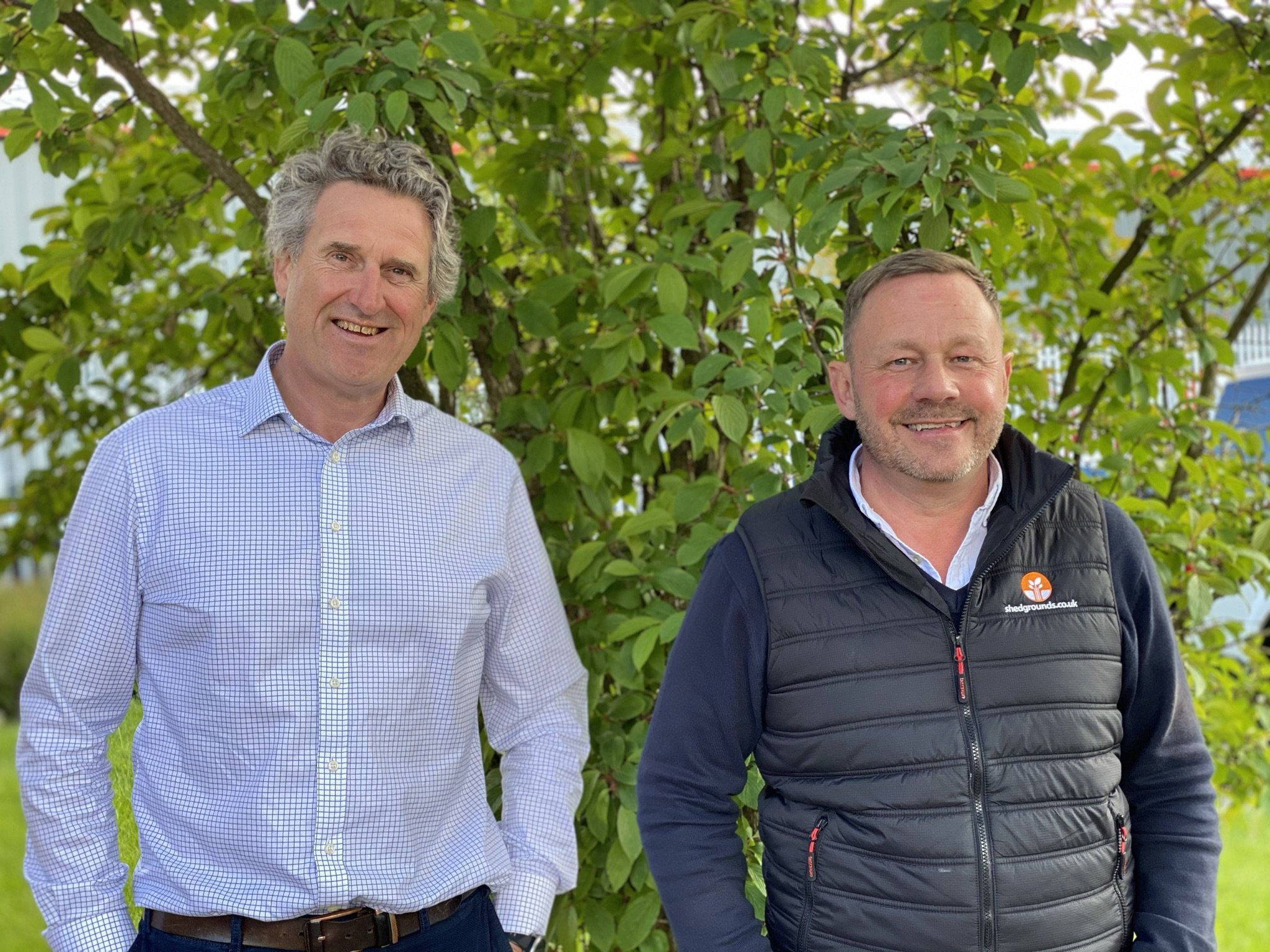 Shed Grounds Maintenance Welcomes New Business Development Manager