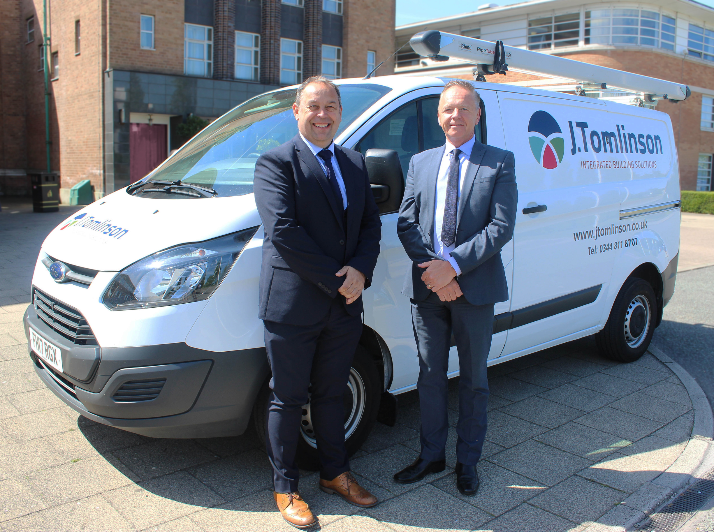 J Tomlinson opens two new offices after partnering with Places for People to deliver major works across the UK