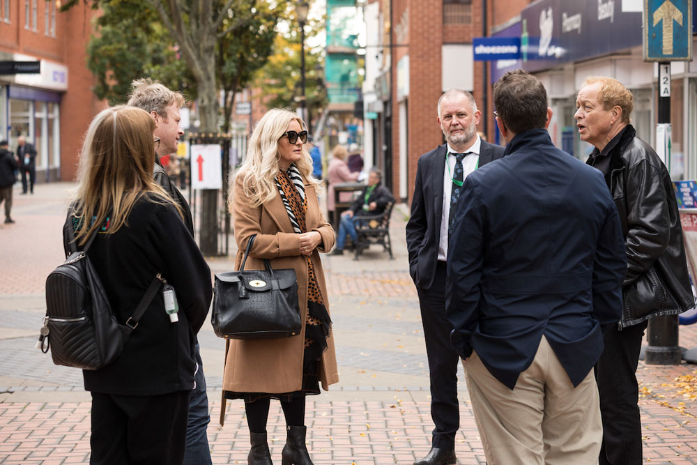 Retail expert visits North Notts to help reinvigorate local high streets