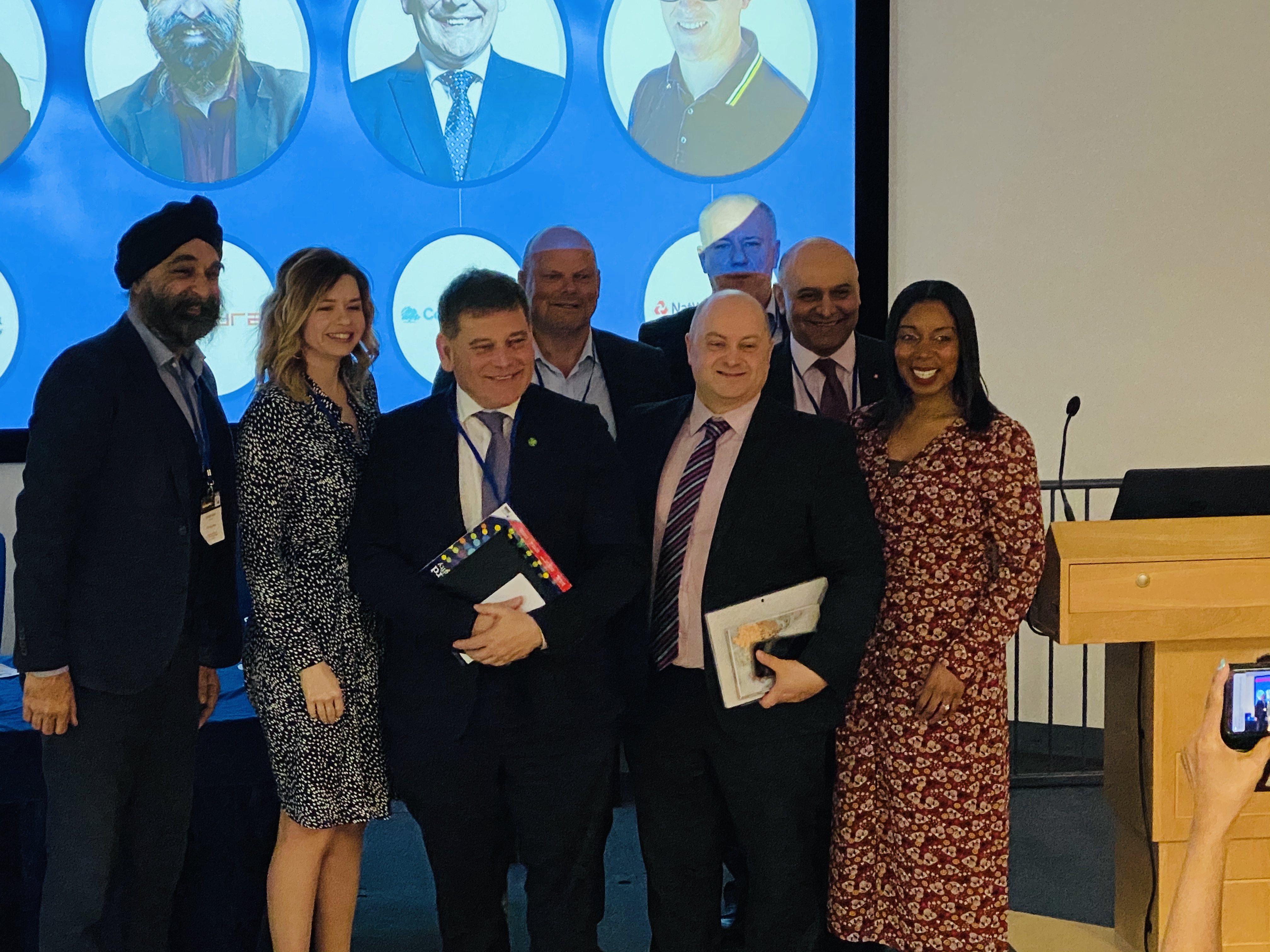 Love Business 2020 panel calls for united front