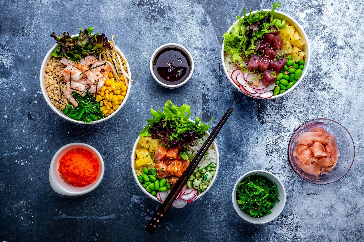 Poké restaurant voted Nottingham's most popular takeaway