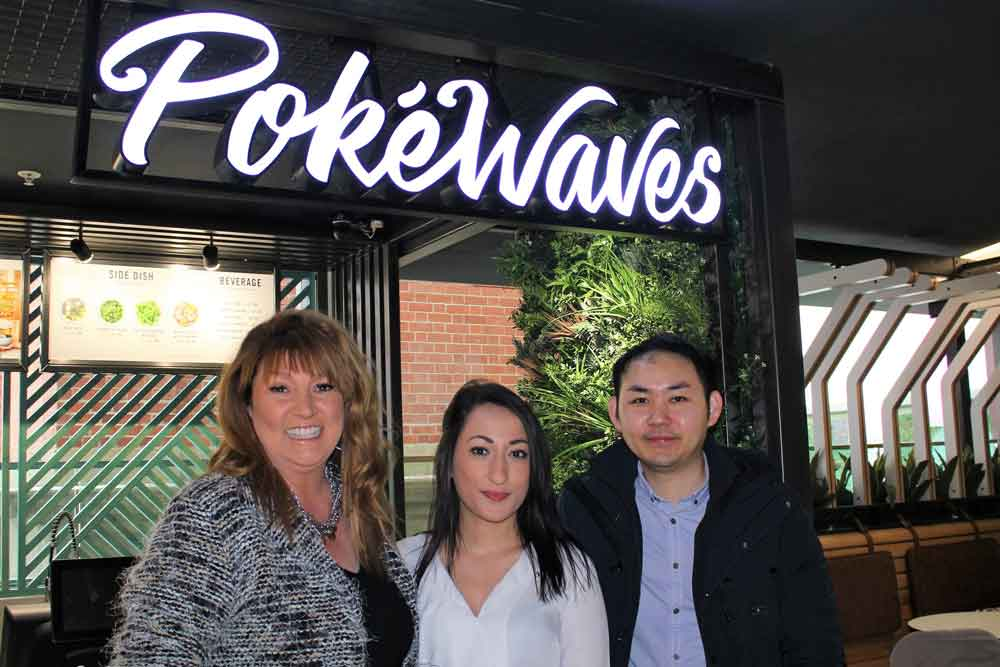 First Poké bar in the region opens in Nottingham