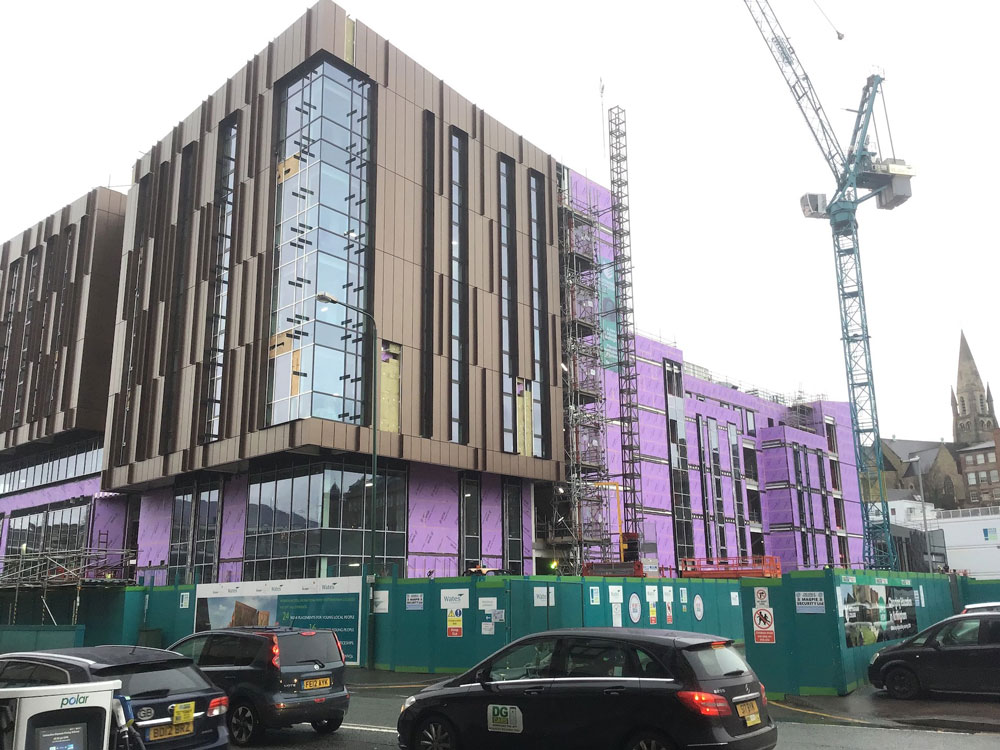 City Hub Contractor Commitment to Nottingham