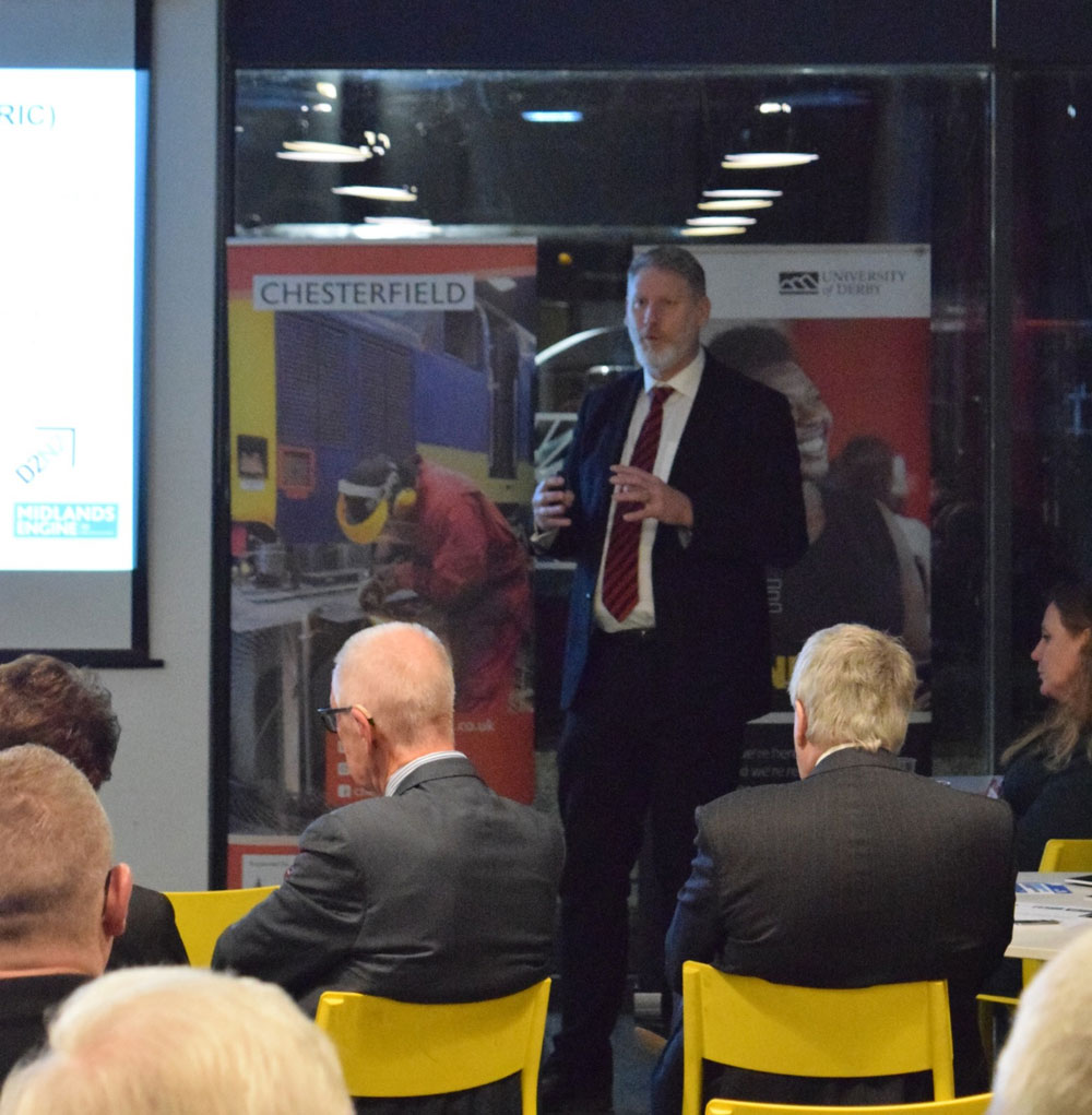 SME support launched to STEM sector at Made in Chesterfield