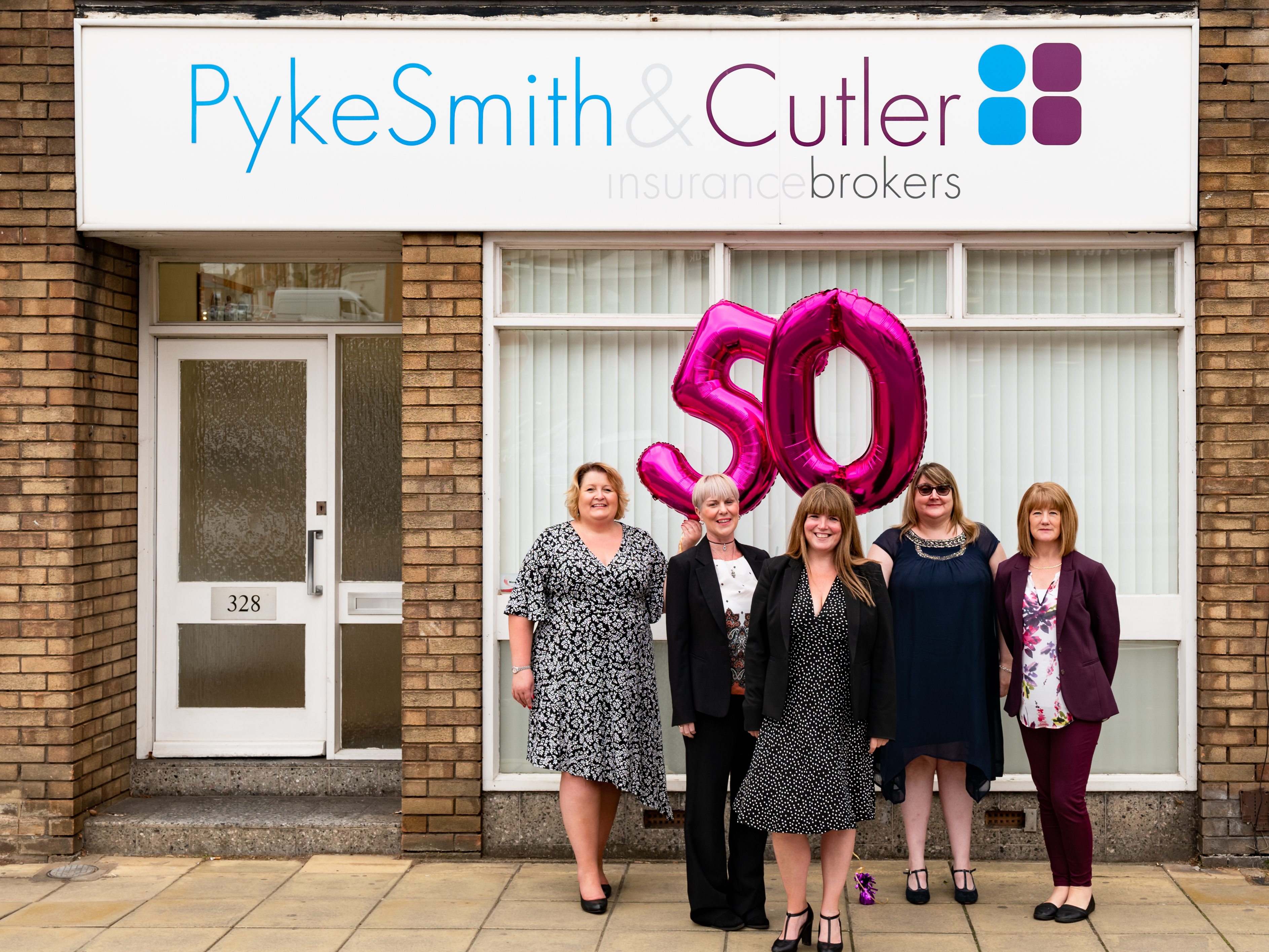 Independent insurance brokers celebrate 50 years in business