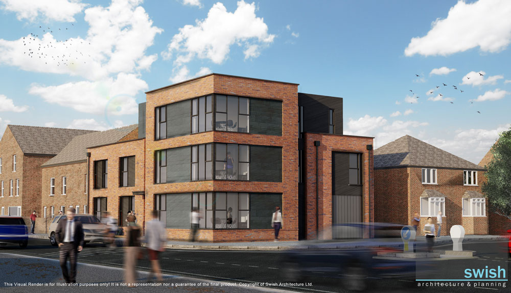 Charterpoint secures planning permission for apartment development