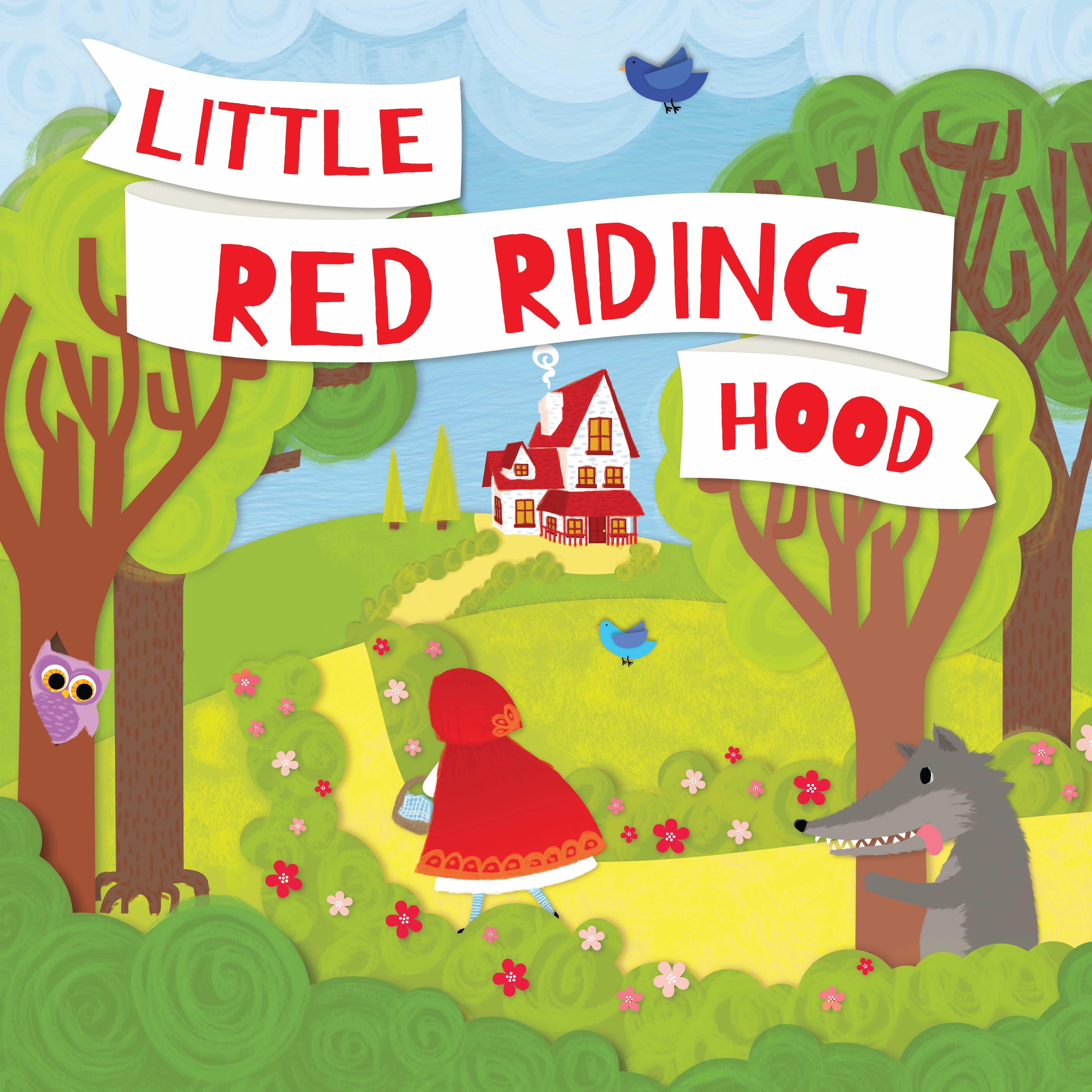 Nottingham Playhouse - Little Red Riding Hood - Christmas 2021
