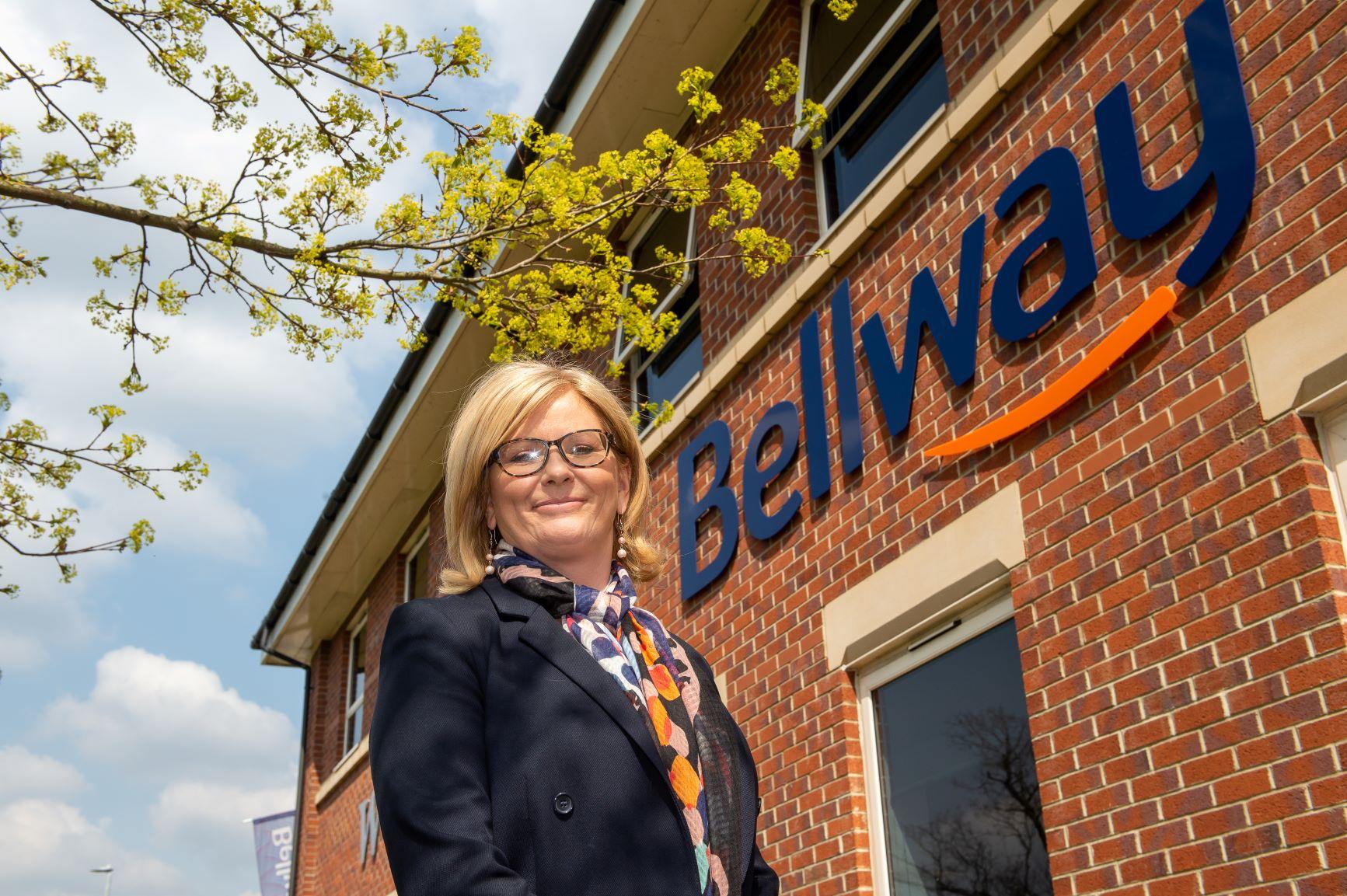 Bellway East Midlands welcomes new Sales Director